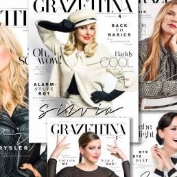 grazettina Magazin mit Silvia Schneider und Lisz Hirn